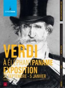 Exposiition Verdi Elephant Paname